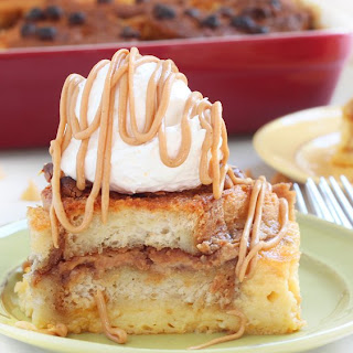 Peanut Butter French Toast Casserole