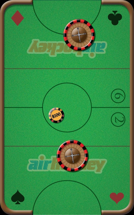 Platinum Air Hockey (Pro) - screenshot