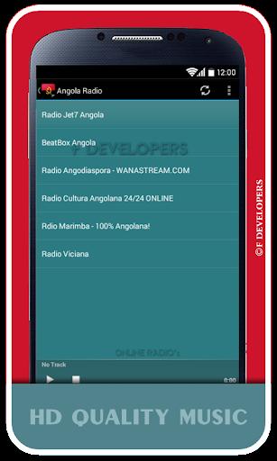 Angola Radio - Live Radios