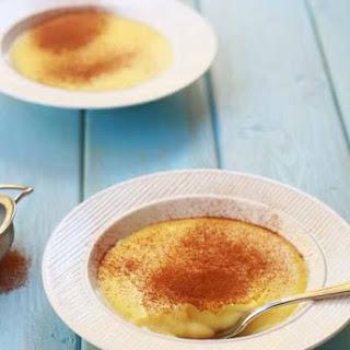 Traditional Vanilla Cream.