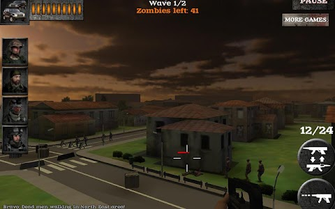 Rising of the living dead 3D v1.2
