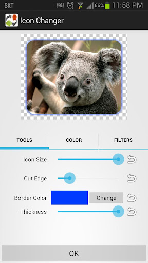 Icon Changer free 3.6.4 screenshots 3