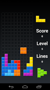 Colored Blocks Screenshot