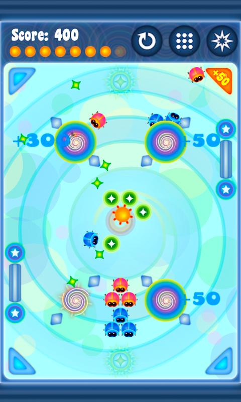 Beetle Bounce - screenshot