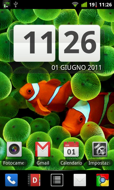 ADW theme | Faenza - screenshot