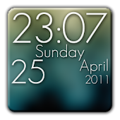 Super Clock Wallpaper Gratis