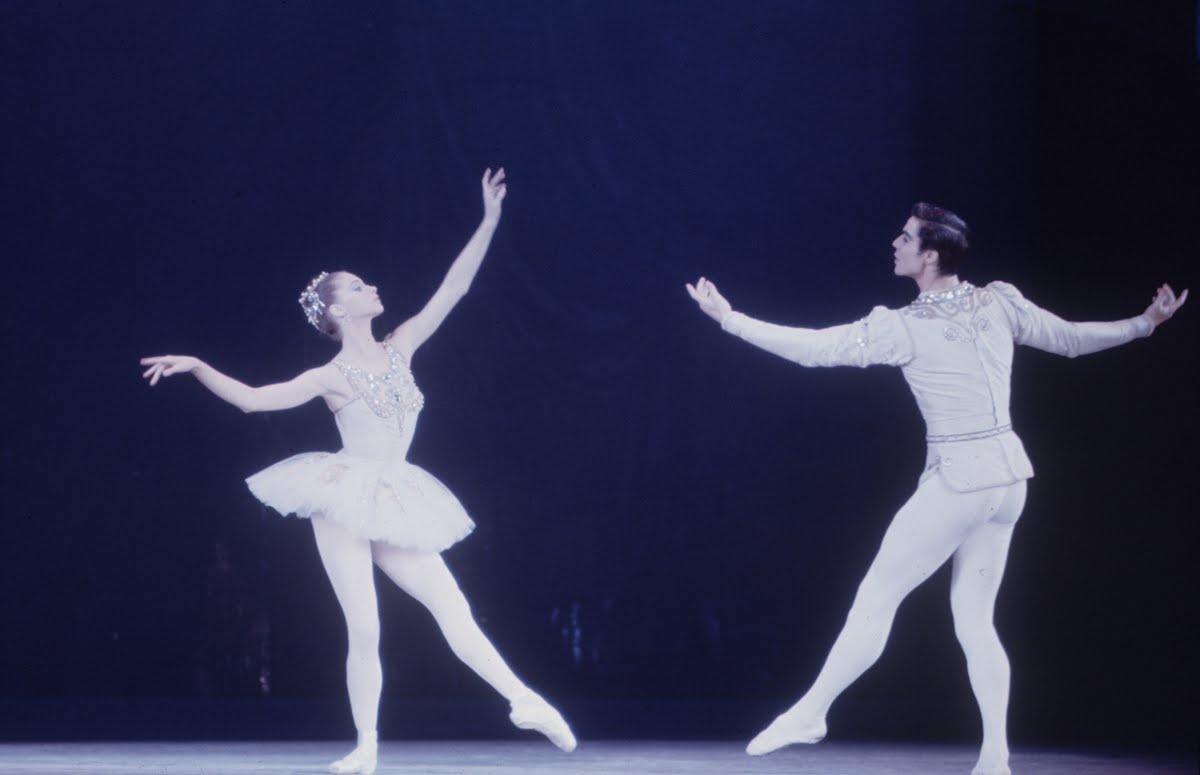 Saratoga Ballet-City Ballet Performs Three-Act Work By Balanchine-Saratoga Springs, New York