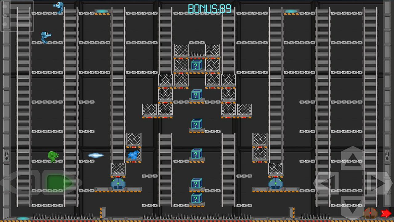 Roborunner Premium - screenshot