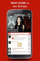 Screenshot of Follo Celeb News, Shop, Videos