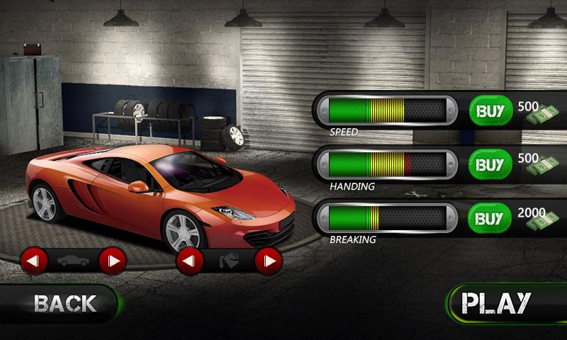 Car Bike Games Unblocked Race The Traffic screenshot