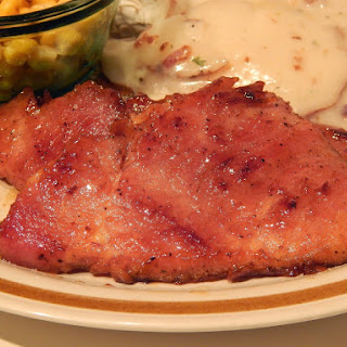 Honey Mustard Glazed Ham