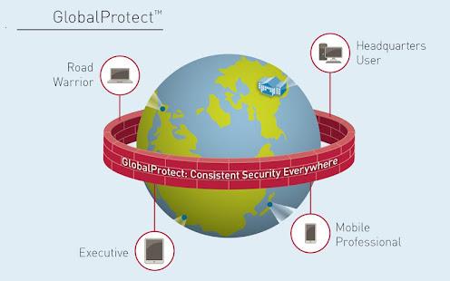 GlobalProtect - AppRecs
