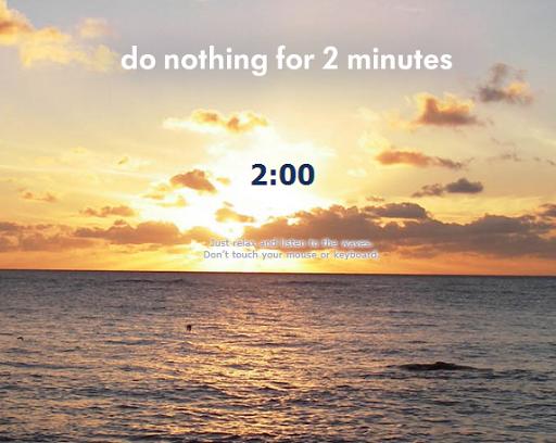 TBG Do Nothing
