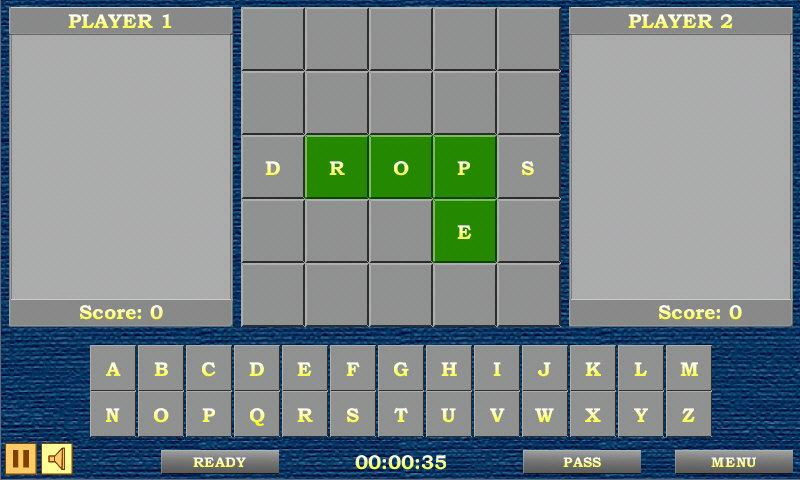 Scrabble Words- screenshot