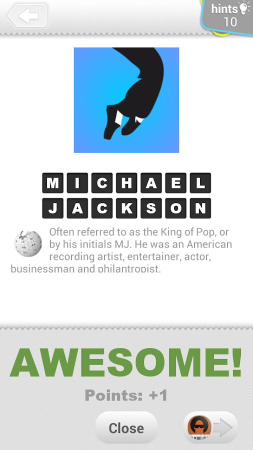 Logo Quiz - Guess Pop Icon! - screenshot