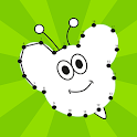 Kids Connect The Dots Game icon
