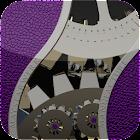 紫HD動態壁紙 icon