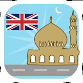 United Kingdom Prayer Timings