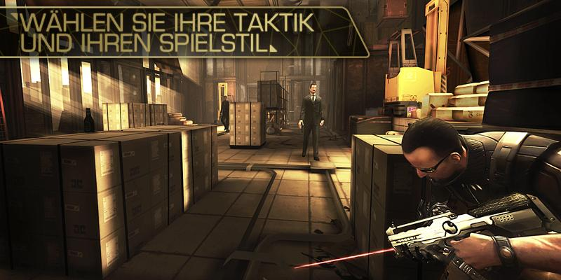 android Deus Ex: The Fall Screenshot 11