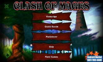 Screenshot of Clash of Mages