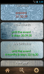 Countdown calendar- screenshot thumbnail