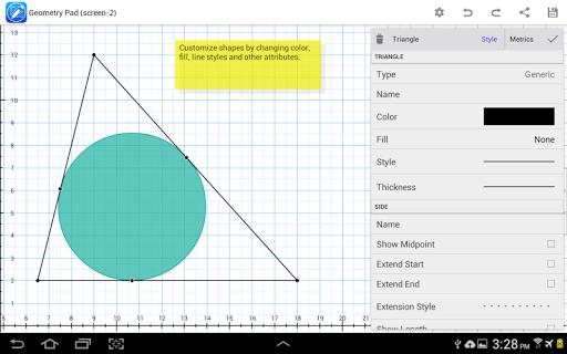 Geometry Pad 2.7.9 screenshots 10