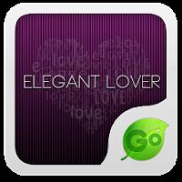 GO Keyboard Elegant lover them 1.65.20.60