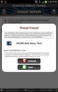 Armor for Android™ Antivirus - screenshot thumbnail