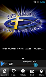The Gospel Station - screenshot thumbnail