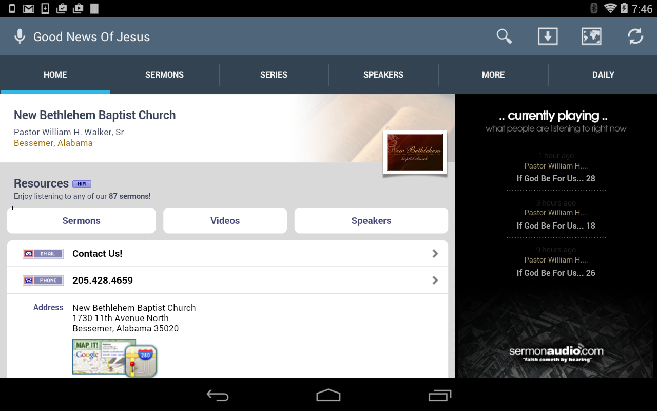 good news of jesus android apps on google play