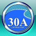 30A Listings logo