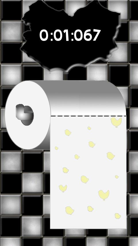 Toilet Paper Touch - screenshot
