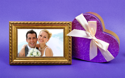 Insta Wedding Photo Frames