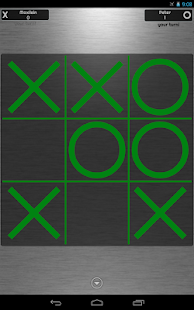simple TicTacToe - screenshot thumbnail