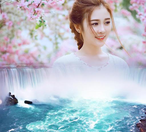 Waterfall Frames