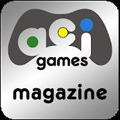 ACIGAMES Magazine