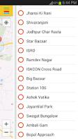 Screenshot of Janmarg BRTS Ahmedabad