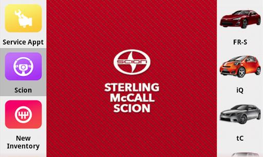 Sterling McCall Scion