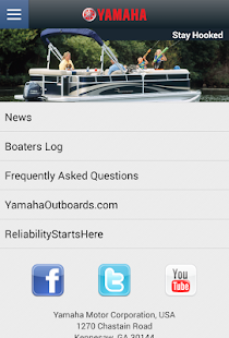 Yamaha Outboards- screenshot thumbnail