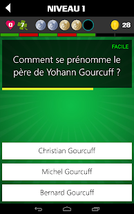 Mister Quiz Capture d'écran