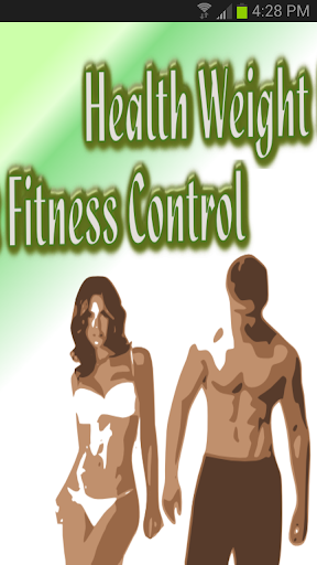 健康體重控制
