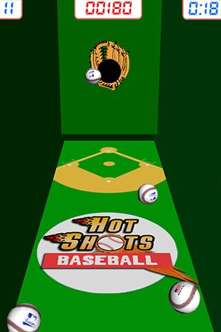 Hot Shots Baseball