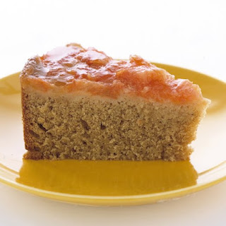 Grapefruit Upside-Down Cake