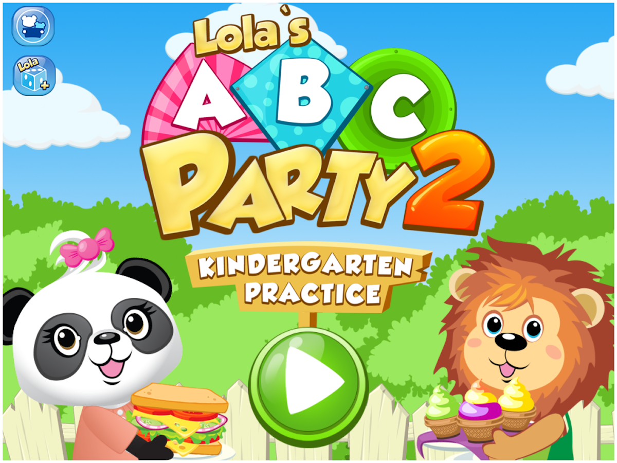 Lola's ABC Party 2- screenshot