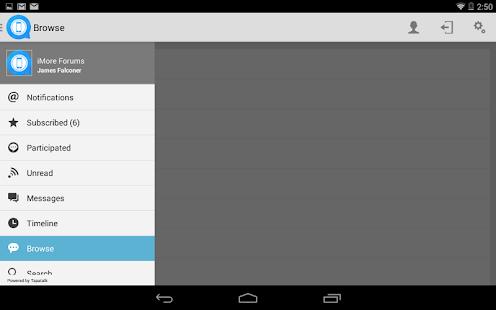 iMore Forums- screenshot thumbnail
