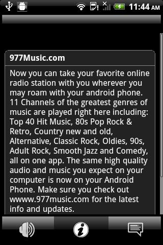 .977 MUSIC - screenshot