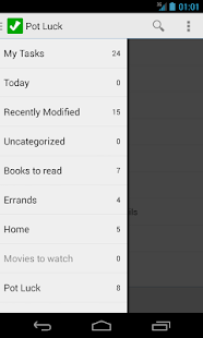 玩生產應用App|Tasks: Astrid To-Do List Clone免費|APP試玩