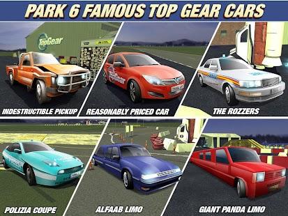 Top Gear - Extreme Parking - screenshot thumbnail