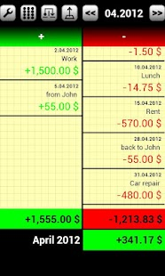 Financial Overview Adfree- screenshot thumbnail