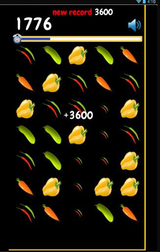 ลากเส้นผลไม้